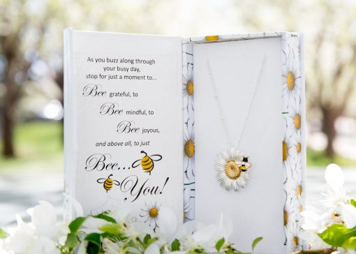 Bee and Daisy Necklace CYS